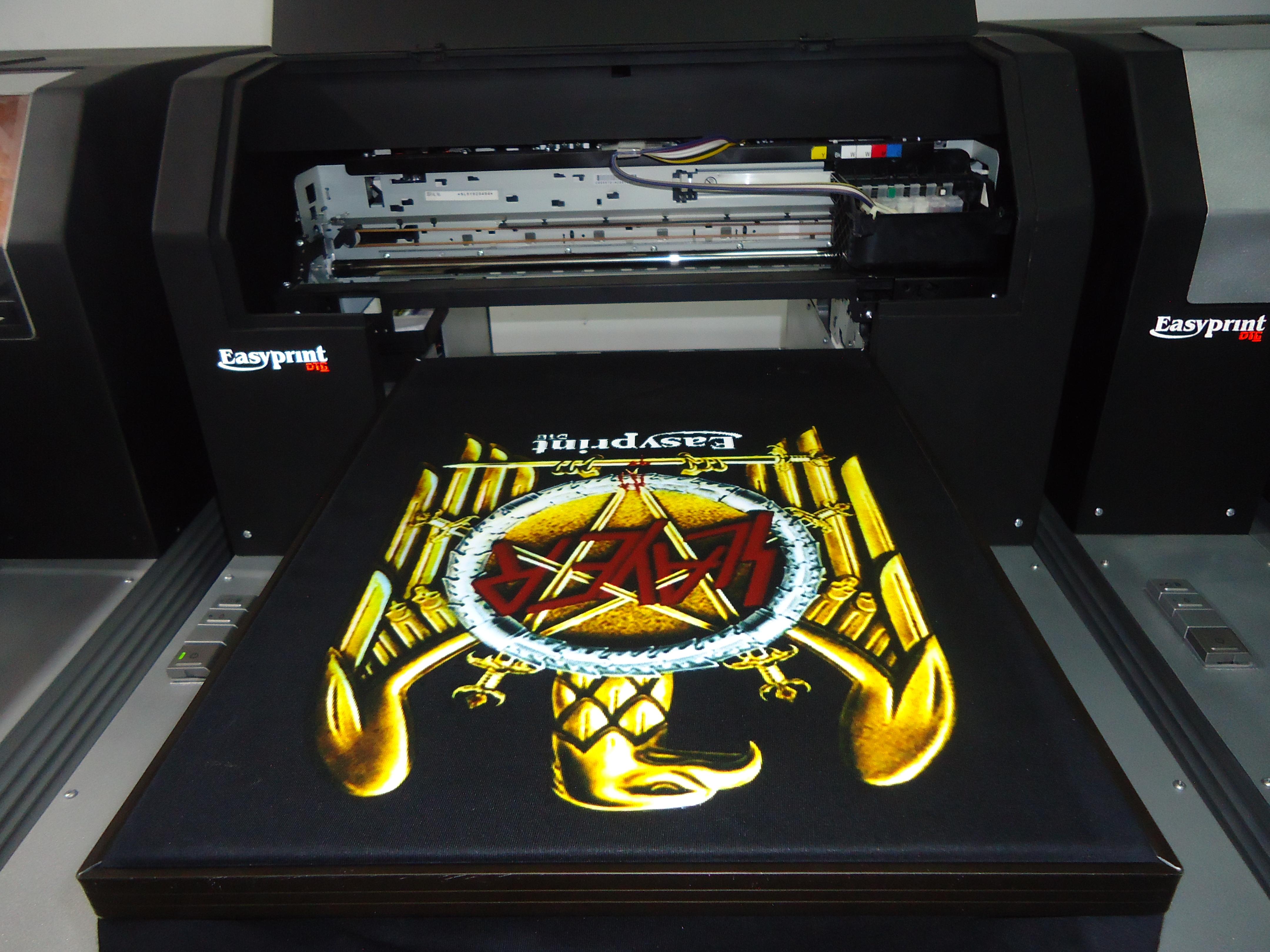 Print Kaos DTG