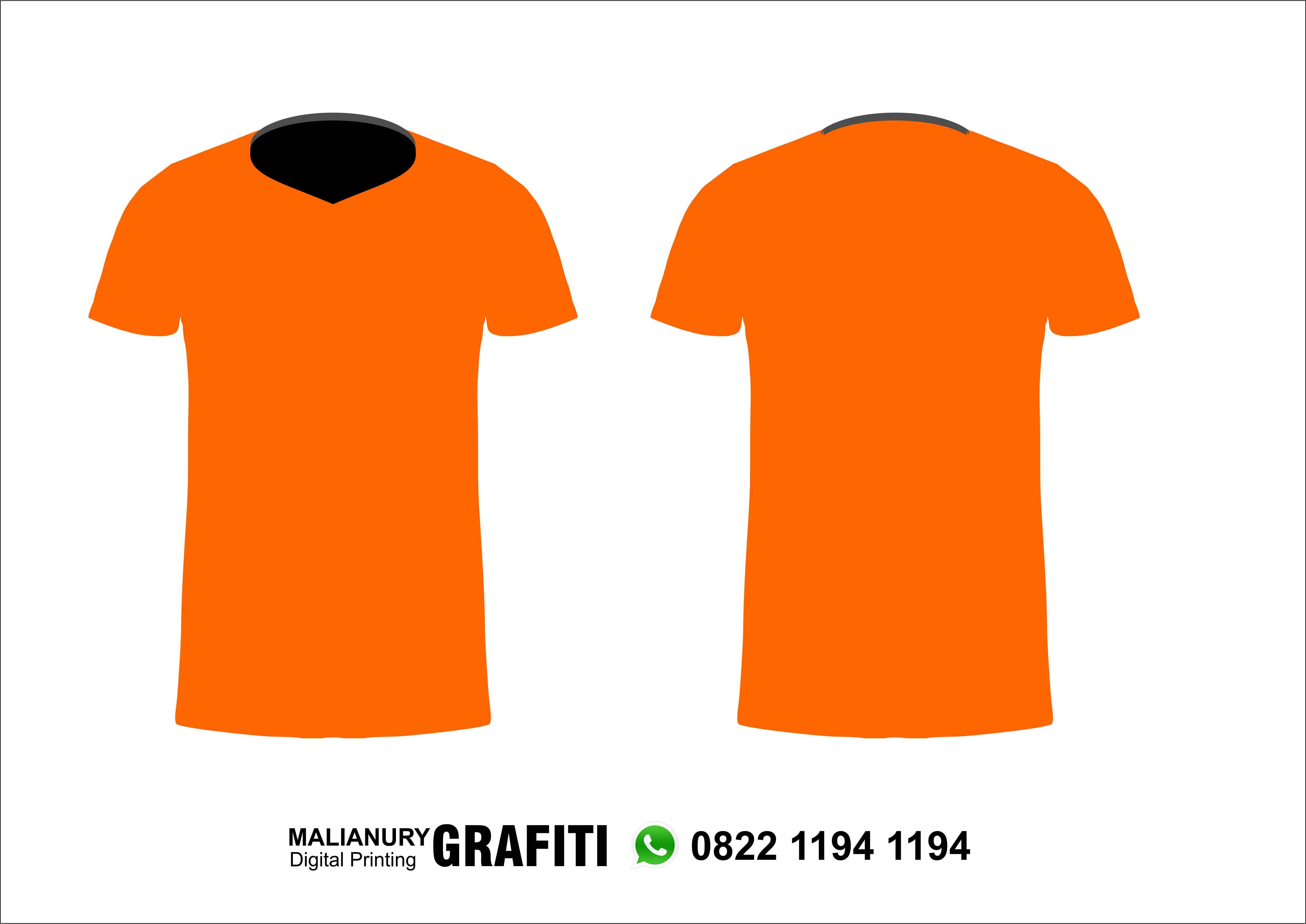 Desain Kaos T Shirt Malianury Grafiti